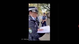 SKFS#14 More Police State - Mother And Child Kidnapped For Standing Up To Scamdemic