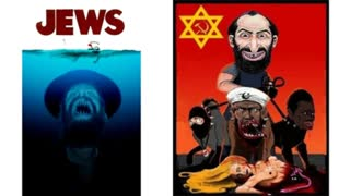 Jews Control By Fear -- Ants Life Fable :-)