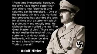 The TRUTH About Adolf Hitler and National Socialism WILL Prevail!!
