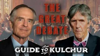 The Great Debate | E. Michael Jones vs. Jared Taylor: Is Race an Important Reality or a Fiction?