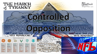 Controlled Opposition Explained as a Game Theory Strategy