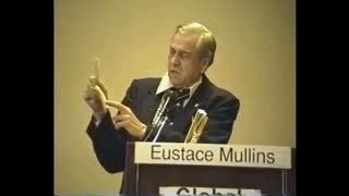 Eustace Mullins explains connection between NAtional socialists and ZIonists