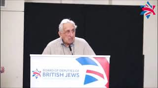"""Speaker at Board of Deputies of British Jews Event Calls For """"Sacrifice"""" of Jeremy Corbyn"""