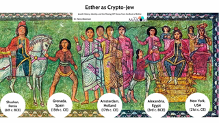 Esther as Crypto-Jew: Jewish History, Identity and the Missing 107 Verses from the Book of Esther