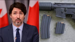 Trudeau announces Canada is banning assault-style weapons (In Response to a Phony Shooting in NS)