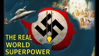 Demigods & Imperial Germans In Antarctica Are The Real World Superpower