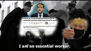 COVID 1984 ESSENTIAL WORKERS THE JEWISH VENGEANCE