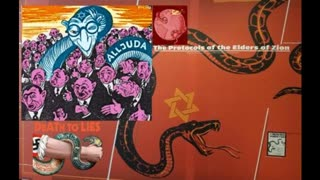 The Jewish People & Their Complicity In The Symbolic Snakes Quest For World Domination