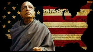 PRABHUPADA'S URGENT MESSAGE TO AMERICA