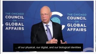 """Klaus Schwab: Great Reset Will """"Lead to a Fusion of Our Physical, Digital and Biological Identity"""""""