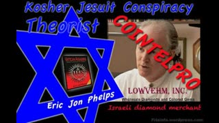 A Tel Aviv connection to the Jesuit conspiracy theory