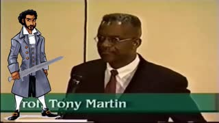 Tony Martin   Jews participation in Hebrew Slave Trade