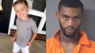 5 Year Old White Boy Shot at Point Blank Range to Head by Black Thug