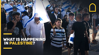 """""""Death to Arabs"""" What is happening in Palestine right now?"""