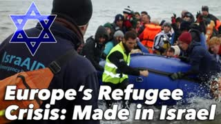 Europe's Refugee Crisis: Made in Israel