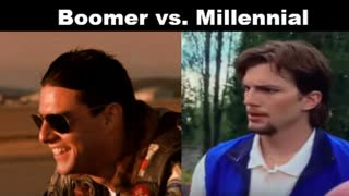 The Boomer vs. The Millennial movie