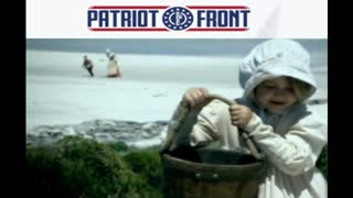 Thomas Rousseau of Patriot Front movie: Americans are a people, not a paper. (video added)
