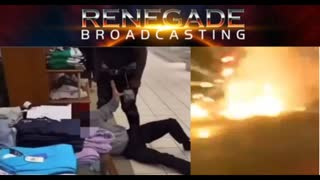 Renegade Broadcasting movie - The Purge is now real life. Long term strategy is not an option.