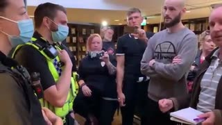British People Take Over 1st Public Office Building Using Common Law, And So It Begins In The UK! Get off your arses and take back the councils and parish NOW not NWO