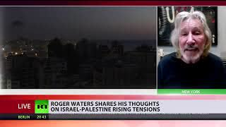 🇮🇱 Dancing Jew Yorkers threaten Roger Water's LIFE and stopped his finance's. Ready when you are people.👊