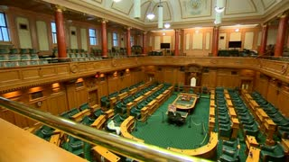 1,000 Newzealanders Only Need Take Over This Building And 5 Million People Can Be Free In 24 Hours. Get off your arses 4