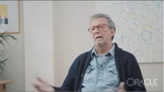 Eric Clapton On the devastating effect of COVID-19 Vaccines