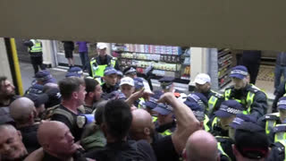 UK Police Brutally Attack Unarmed Citizens: When You Normalize Psychopathic Behavior You Get This!