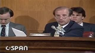 In 1985 Hearing Joe Biden Says N-Word Out Loud Twice