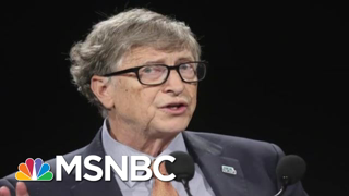 NYT: Bill Gates Repeatedly Met With Jeffrey Epstein   Velshi & Ruhle   MSNBC