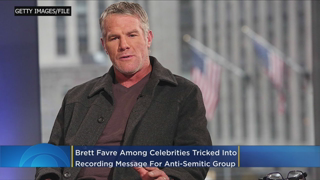 Report: Brett Favre Tricked Into Recording Video With Anti-Semitic Messages