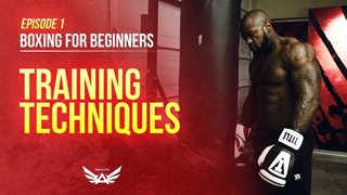 Boxing for beginners | Training techniques Episode 1 | Mike Rashid