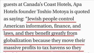 Japanese hotel chain APA under attack for anti-Semitic article