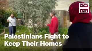 Palestinians Fight to Keep Homes From Israeli Settlement