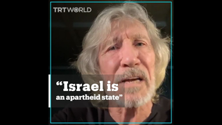 Pink Floyd's Roger Waters reacts to Israel's actions, addresses Biden
