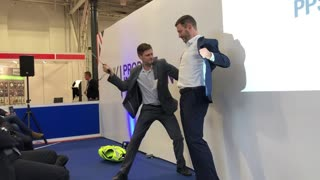 PPSS Group Launch Next Generation Body Armour at International Security Expo 2019