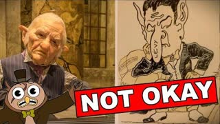 Jewish Sterotypes In Cartoons (ADL Production) + Comment Section | Oy Vey!