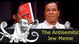 BANNED FROM YOUTUBE: Louis Farrakhan DESTROYS 'Satanic Jews' By Exposing Jewish Slave Owners