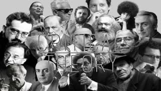 The Architects of Western Decline - A Study of the Frankfurt School and Cultural Marxism