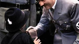 Young girl explains why Hitler wasn't evil
