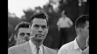 George Lincoln Rockwell speech at Brown University