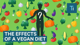 Here's What Happens To Your Brain And Body When You Go Vegan | The Human Body