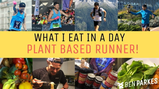 What I Eat In A Day Vegan Marathon Runner -  Plant Based Meal Ideas and Tips - Follow Along!!
