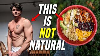 Why Vegan Bodybuilding Is Not Natural (You need to hear this...)