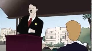 Adolf Hitler and Barbara Specter - Multiculturalists