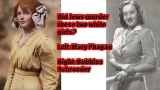 Jack the JEWISH Ripper & the murders of Mary Phagan & Bubbles Schroeder