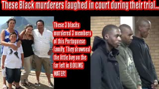 South Africa: Blacks drown White boy in boiling water