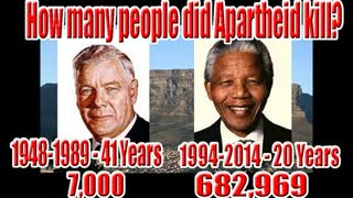 Top Communist Jew: Ronnie Kasrils: Why Jews HATED Dr Verwoerd & LOVED Black Terrorist Nelson Mandela