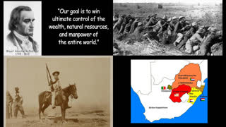 S.Africa: A meeting of the Boers to discuss the future & freedom