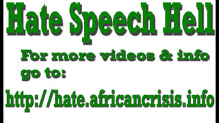 Christianity: Freedom of Religion in S.Africa: Legal Counsel opposed to Hate Speech Bill