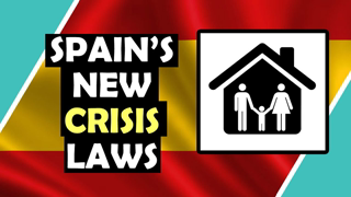 Commie Kikes Write Crisis Law In Spain, Allows Forced Removal Of Property